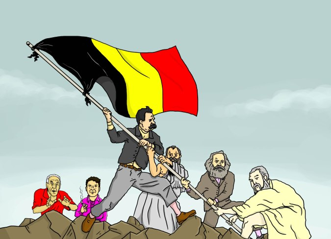 Fight for Belgium