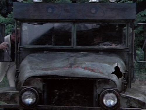 Δε θέλω να ξέρω, πόσα φορτηγά διαλύθηκαν κατά τη διάρκεια των γυρισμάτων