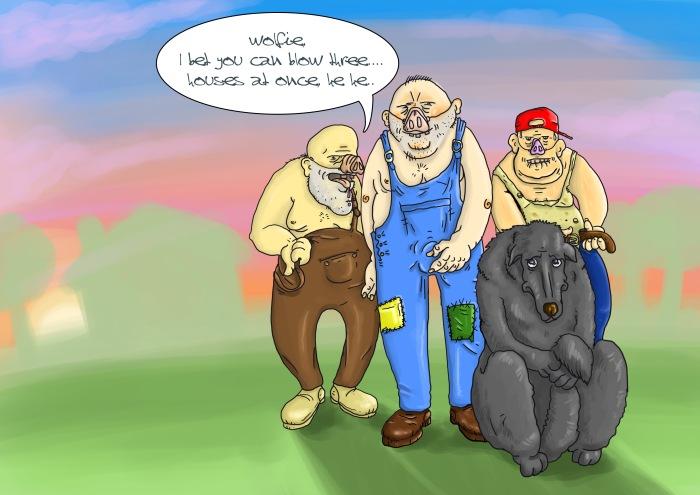 σκίτσο: Ν. Ροβάκης