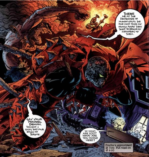 """Spawn #37: Ο """"Θεός"""" έβαλε το χέρι του και εδώ. Πατήστε για να ακούσετε Iced Earth, λέμε τώρα."""