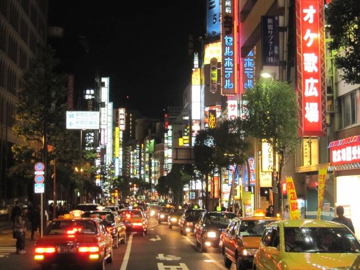 """Λ. Μ*: """"Α....Οι δρόμοι του Τόκυο...Τους έχω φάει με το κουτάλι"""""""