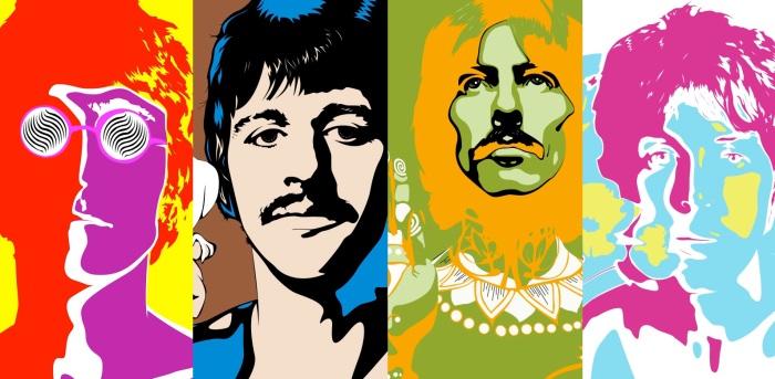 Beatles-PeterMax