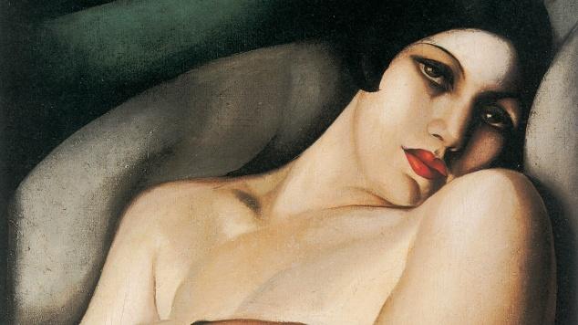 Tamara de Lempicka, The dream main