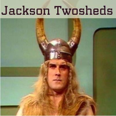 Jackson Twosheds