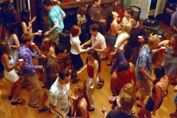 party_001 at stiffler