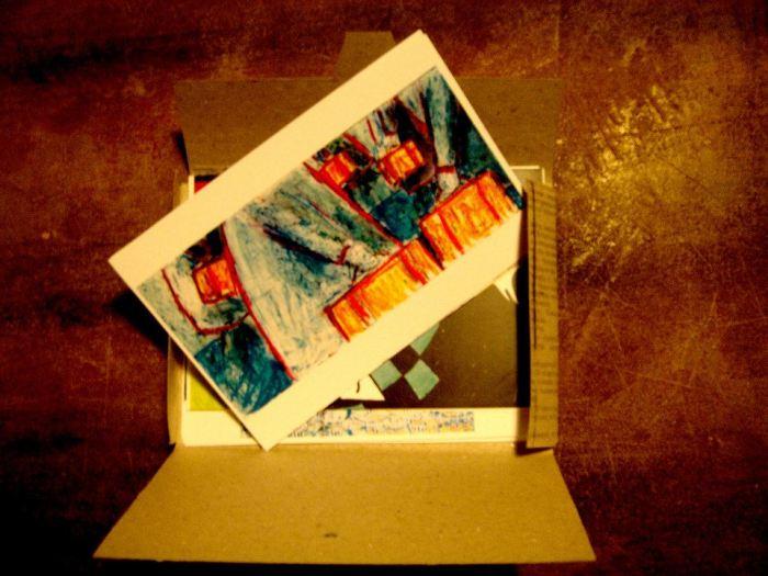 πατ κιου καρτ ποστάλς
