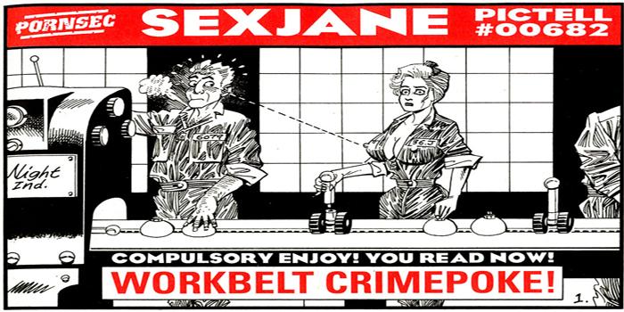 Φανταστική πορνό κόμικς πορνό κατηγορία