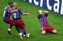 UEFA Champions League Final: Arsenal v Barcelona